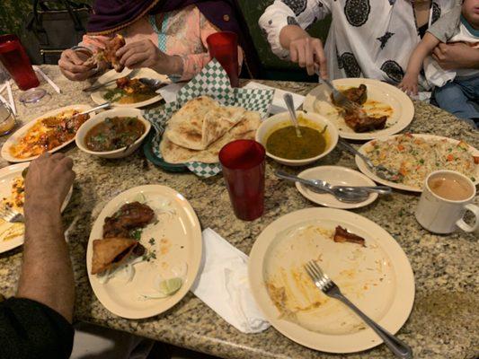 Al Madina Halal Family Restaurant 4860 W Desert Inn Rd Ste 9 Las Vegas Nv Restaurants Mapquest