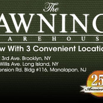 The Awning Warehouse Awnings 4902 3rd Ave Sunset Park Brooklyn Ny Phone Number Yelp