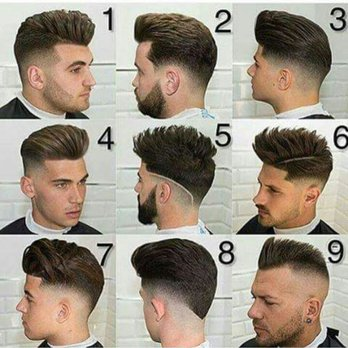 New Men Hairstyles 2016. Which one is your favorite? - Yelp