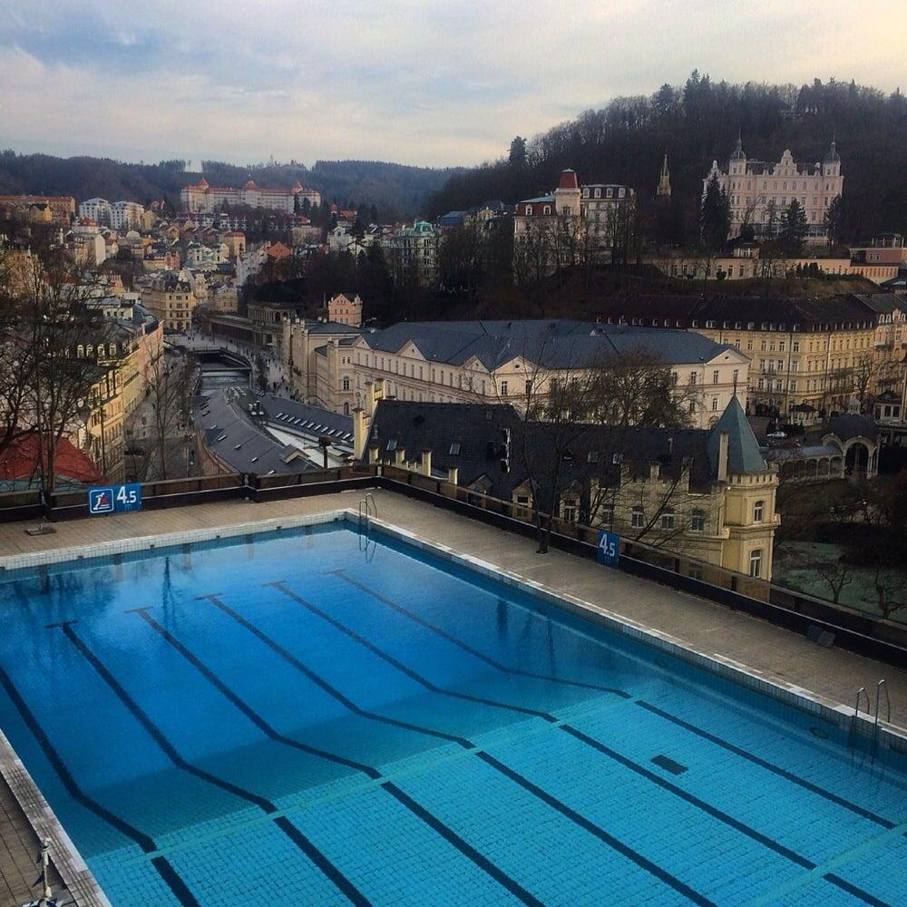 Thermal Bazen - Thermal Bad - Swimming Pools - I.P. Pavlova 2001/11,  Karlovy Vary, Czech Republic - Yelp