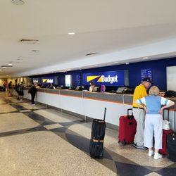 budget car rental oakland airport