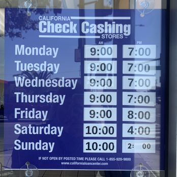 California Check Cashing Stores 24 Reviews Check Cashing Pay Day Loans 4300 International Blvd Oakland Ca Phone Number