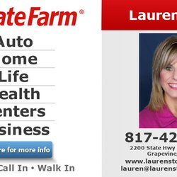 State Farm Windshield Replacement >> Lauren Stone State Farm Insurance Agent 18 Photos