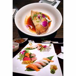 Hunan Fusion Sushi Wok Bar