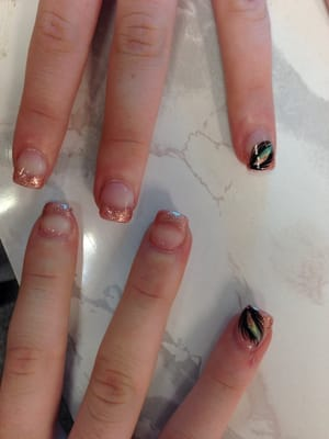 nail salon racine wi