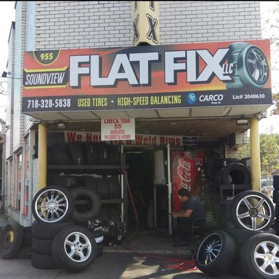 Flat Fix Near Me >> Soundview Flat Fix 955 Soundview Ave Bronx Ny Tire Dealers
