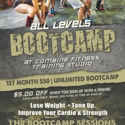 Combine Fitness Personal Training Studio