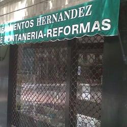 Saneamientos Hernandez Fontaneria Calle Altamirano 28