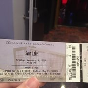 Photo of South Miami - Dade Cultural Arts Center - Cutler Bay, FL, United States. My ticket