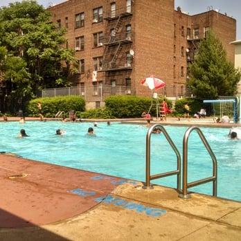 Jersey City Sprinkler Parks and Pools