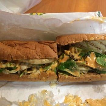 sauce chipotle subway