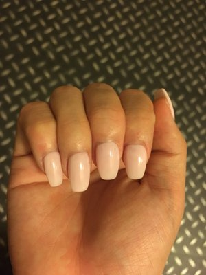 Nails in my Why do
