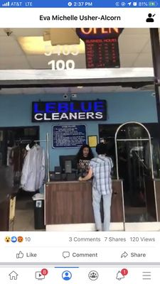 Leblue Cleaners 5405 Highway 6 Missouri City Tx Dry Cleaners Mapquest
