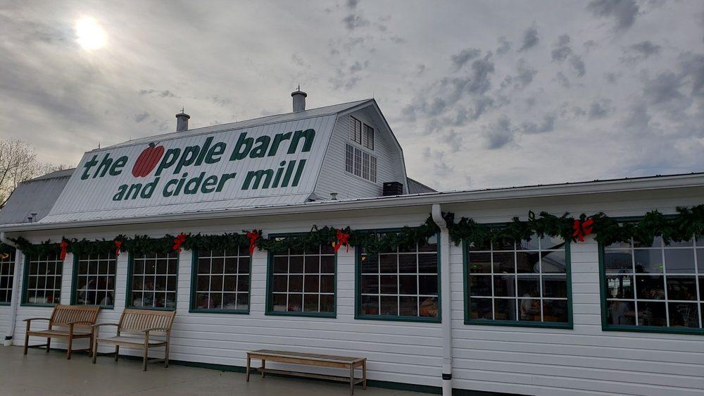 The Apple Barn & Cider Mill