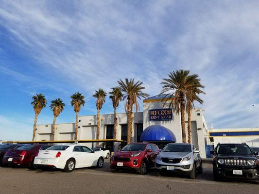 Fox Rent A Car 262 Photos 1643 Reviews Car Rental 8801 S Las Vegas Blvd Southeast Las Vegas Nv Phone Number Yelp