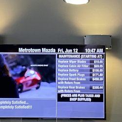 Metrotown Mazda 13 Photos 22 Reviews Auto Repair 5775