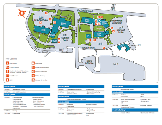 acc rio grande campus map Austin Community College Eastview Campus 3401 Webberville Rd acc rio grande campus map