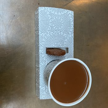 Photo of Dandelion Chocolate - Ferry Building - San Francisco, CA, United States. European drinking chocolate
