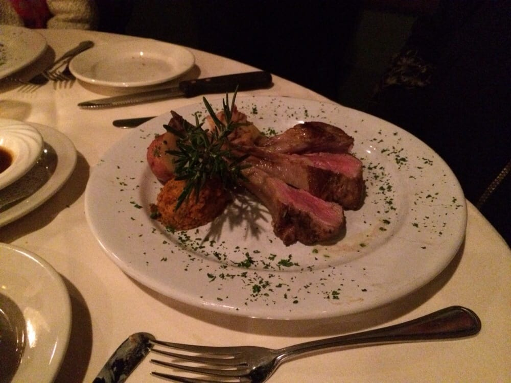 Photo of Miguel's Restaurant - Siesta Key, FL, United States. Rack of lamb