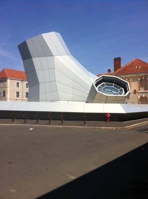 Frac Centre Val De Loire Museums 88 Rue Du Colombier Orléans Loiret France Phone Number Yelp