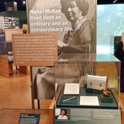 Photo of Autry Museum of the American West - Los Angeles, CA, United States. Under-scored exhibit of the museum: basket-weaving!