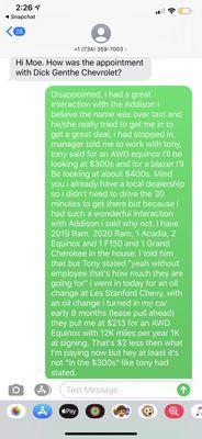 Dick Genthe Chevrolet 15600 Eureka Rd Southgate Mi Auto Dealers Mapquest