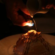 Baked Alaska Menu Cafe Boulud Toronto
