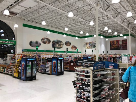 Menards 3001 S Shirley Ave Sioux Falls Sd Home Improvements Mapquest
