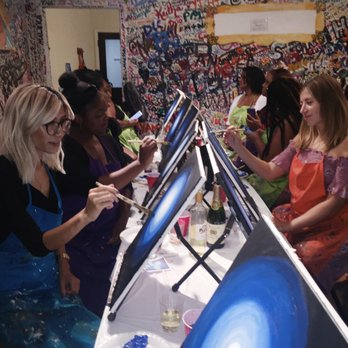 Paint And Sip Studio La 2019 All You Need To Know Before