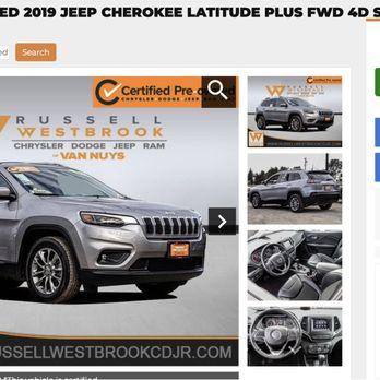 Russell Westbrook Chrysler Dodge Jeep Ram Of Van Nuys 507 Photos