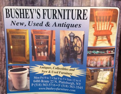 Used Furniture 6486 State Route 22