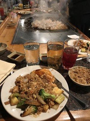 Hibachi Anese Steakhouse Sushi Bar