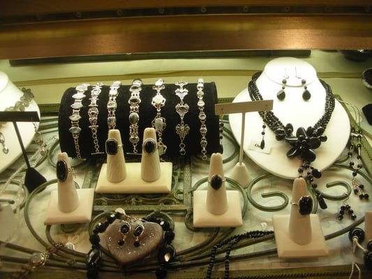 Photo of Four Directions - Ann Arbor, MI, United States. Onyx and Moonstone Jewelry