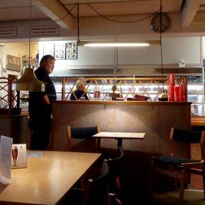 Lido Restaurant Cafeteria Cafeteria Sondergade 8 10