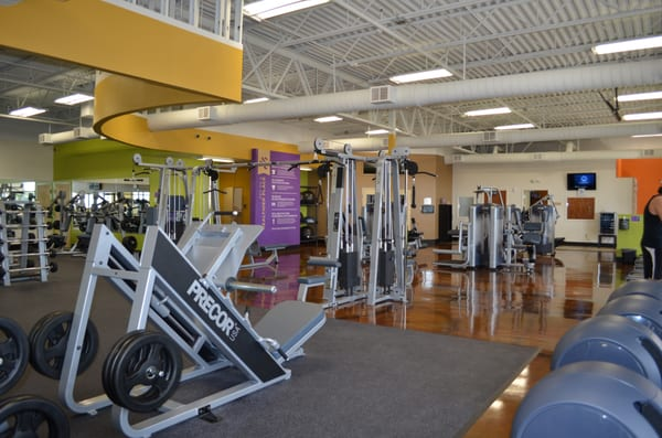 Anytime Fitness 3950 S Us Highway 17 92 Casselberry Fl Health Clubs Gyms Mapquest