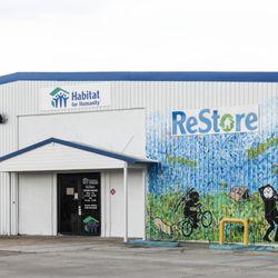 Habitat For Humanity Restore Retail Amp Donation Center