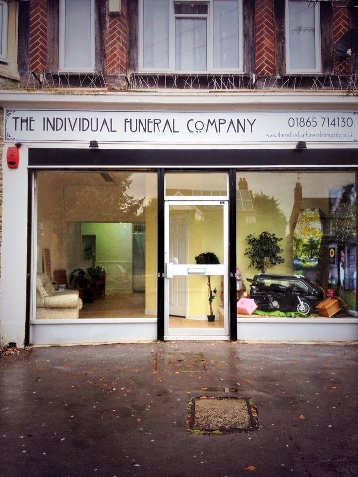 The Individual Funeral Company | 86 Rose Hill, Oxford OX4 4HX | +44 1865 714130