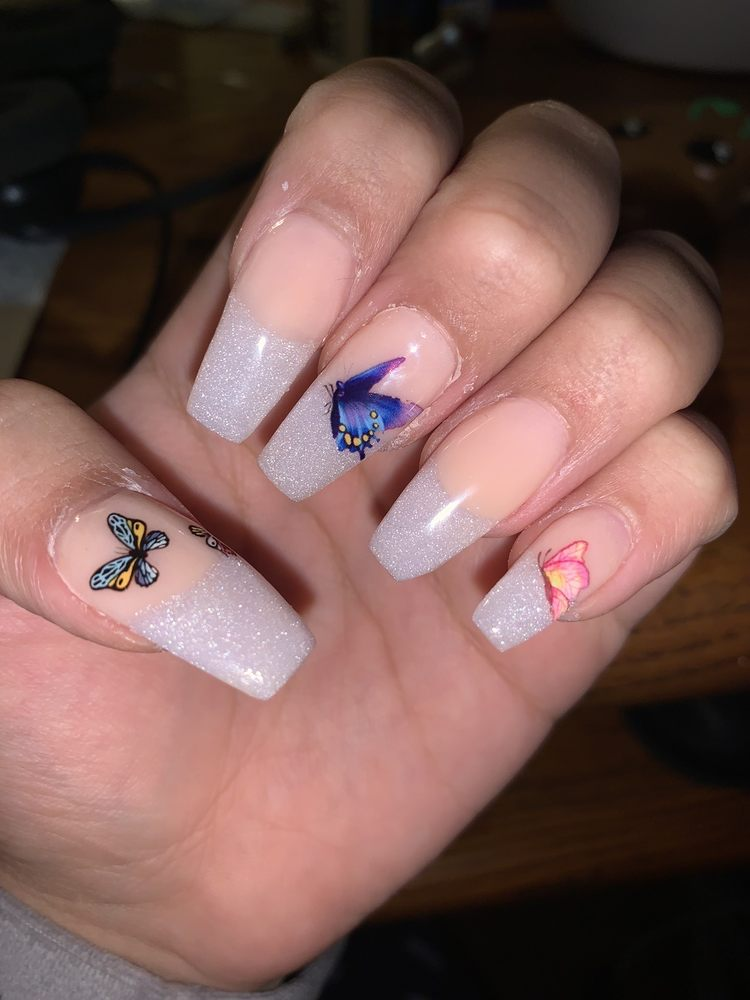 Photo of Aroma Nail Spa - Las Vegas, NV, United States. My results...
