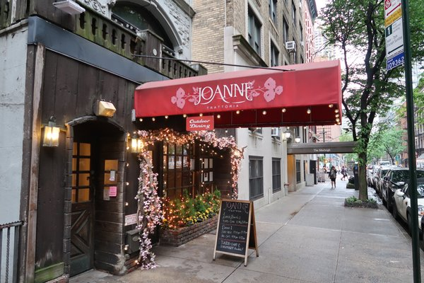 Joanne Trattoria 70 W 68th St New York, NY Bars - MapQuest