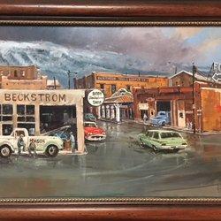 Beckstrom Body Shop - Body Shops - 1945 Lincoln Ave, Ogden, UT