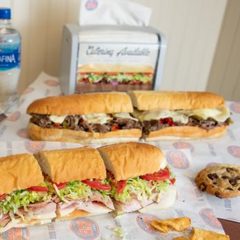 JERSEY MIKE'S SUBS - 13 Photos & 12 Reviews - Sandwiches - 1821 ...