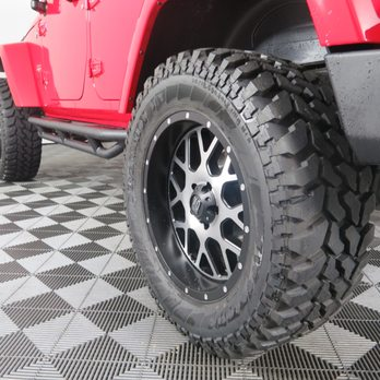 Kernersville Chrysler Dodge Jeep >> Route 66 Up Fit New 2017 Jeep Wrangler Unlimited At