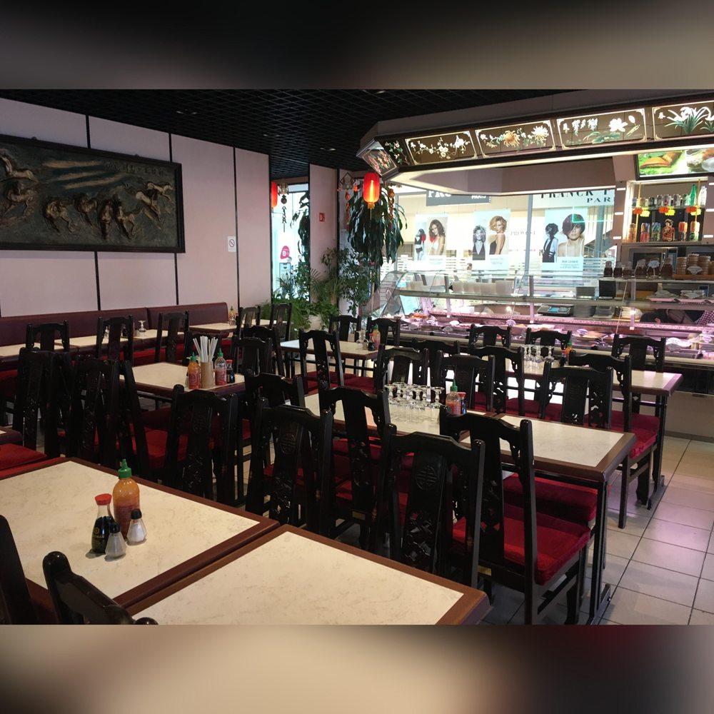 Japonais Val De Fontenay shanghai express - place du general de gaulle, fontenay-sous