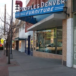 Peoples Denver Furniture