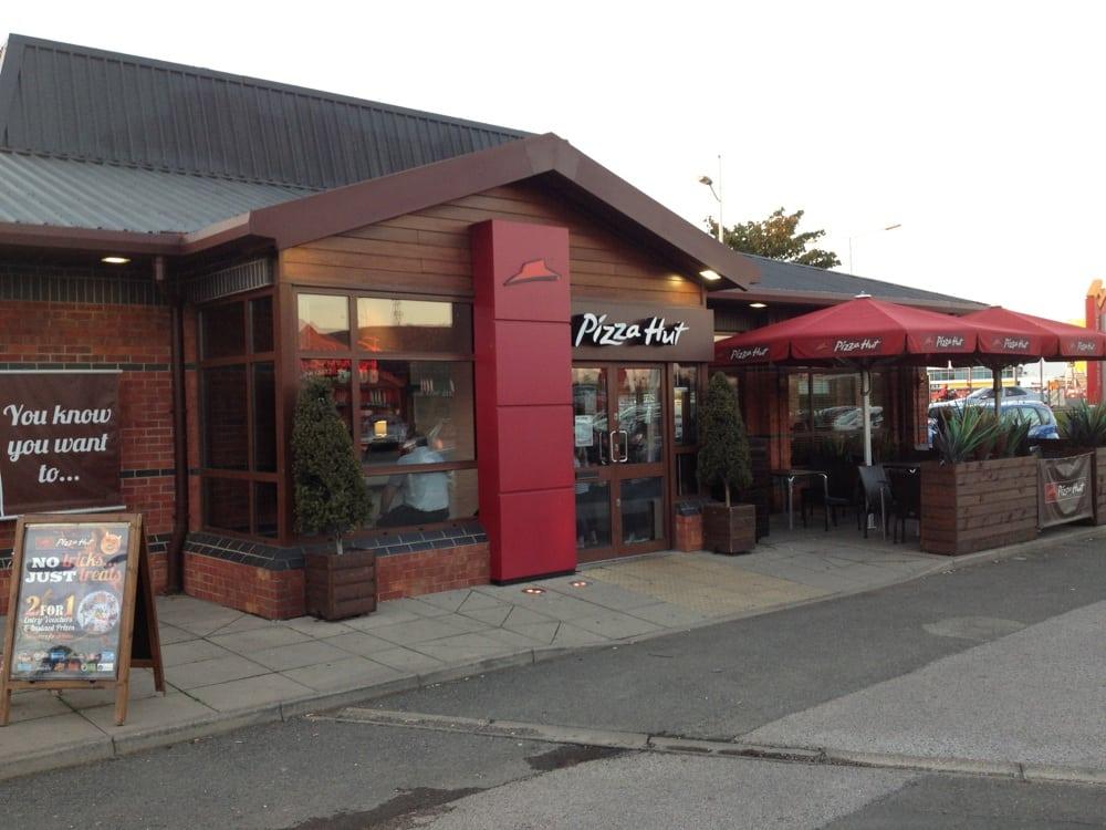 Pizza Hut Pizza Unit 1b Hardwick Retail Park Kings