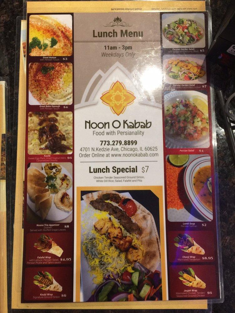 Verwonderend Noon O Kabab - 862 Photos & 1037 Reviews - Persian/Iranian - 4701 JP-69