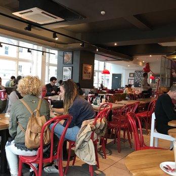 Costa Coffee Coffee Tea Shops 76 Princes Street New