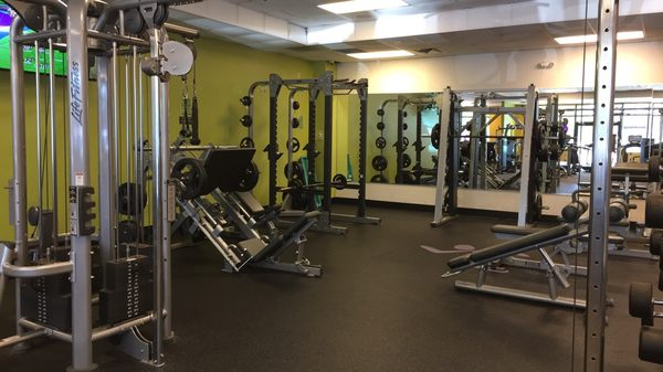 Anytime Fitness 3435 Medlock Bridge Rd Peachtree Corners Ga Health Clubs Gyms Mapquest