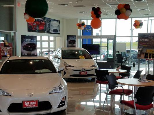 Gulf Coast Toyota >> Gulf Coast Toyota 3000 N Highway 288 Angleton Tx Auto