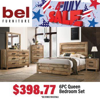 Bel Furniture Distribution Center, Bel Furniture Houston